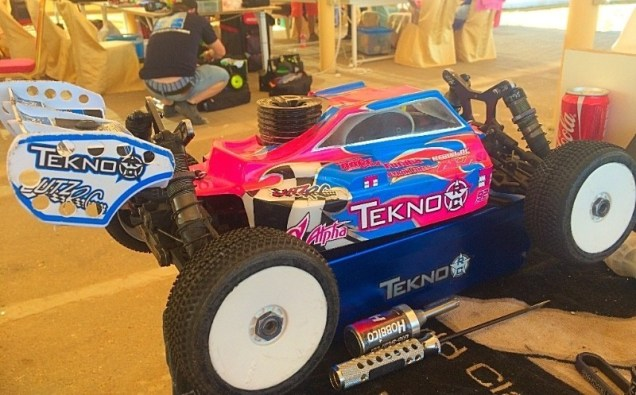 My Evermore Dialed Tekno RC NB48.3