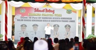 Gubernur Sumatera Utara,