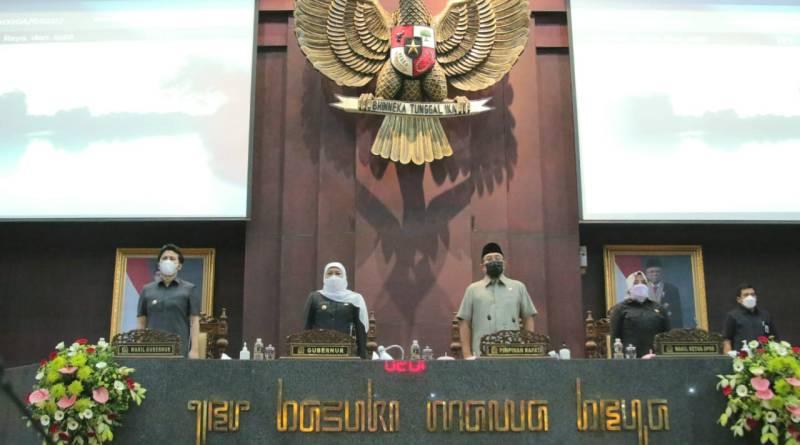 Realisasi Pendapatan Daerah Provinsi Jawa Timur TA. 2020 Capai 104,94 Persen