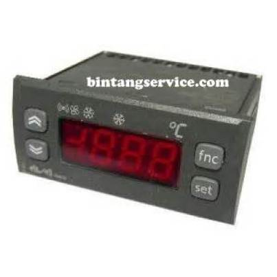 cara pengaturan suhu termostat digital