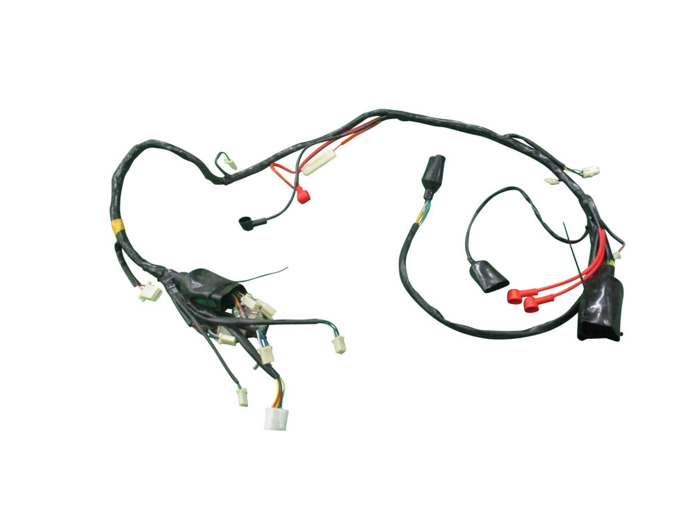 scooter wiring harness 150cc