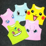 2015-casual-mujeres-tank-top-sexy-camisa-corta-squirtle-3d-bulbasaur-pokemon-cartoon-print-vestidos-tank