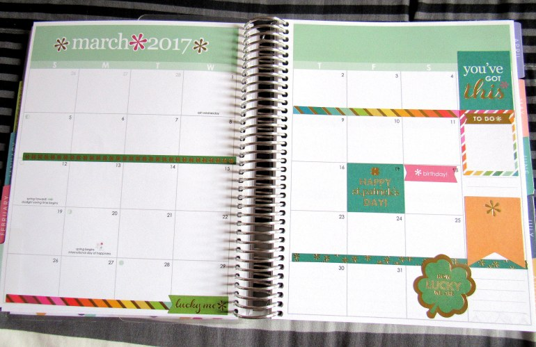 IMG 0462 - Binx Thinx About: The Erin Condren Life Planner