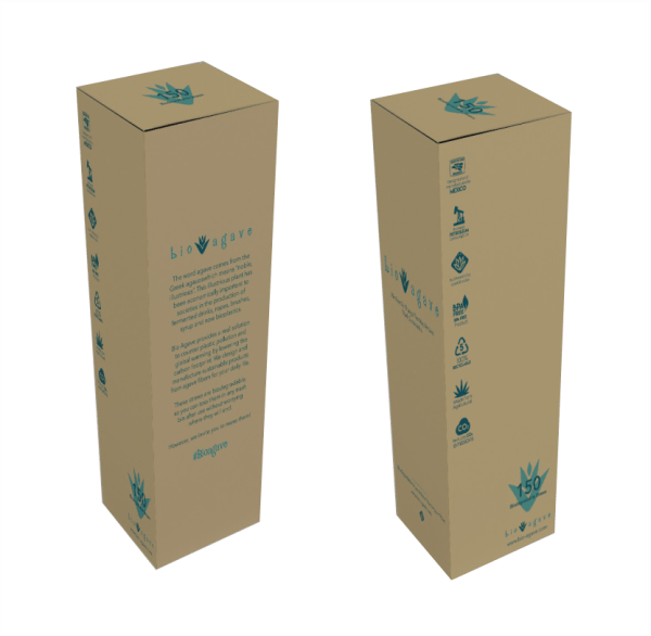 150 Biodegradable Straws Made From Agave Unwrapped