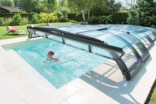 abris piscine extra plat prix devis