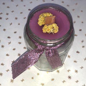 Bougie Parfumée Lavande-Romarin