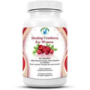 healing cranberry women bioparanta urinary infection canada natural