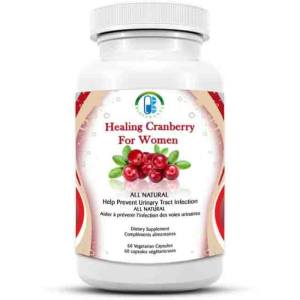 healing cranberry women bioparanta urinary infection canada natural