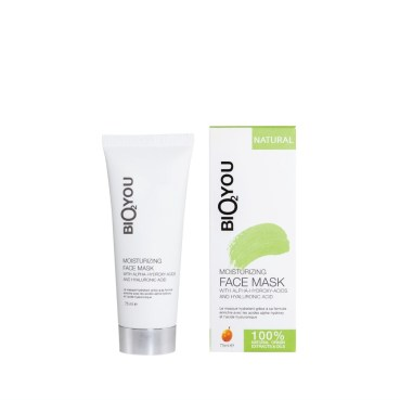 Bio2You moisterizing mask voor huidverzorging