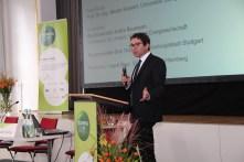 Staatssekretär Dr. Andre Baumann