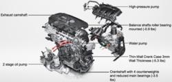 VW introducing 1.8L EA888 Gen 3 engine in 2014 Jetta