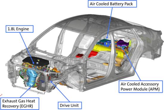 gm details 2016 chevrolet malibu hybrid