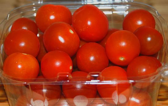 Bioalgarrobo tomate cherry ecológico