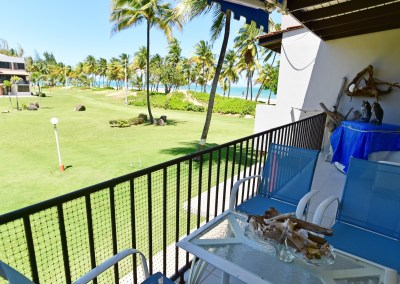 Rio Grande – Beach front & pool – 3br – max 7pp = ($22 person/night if u are 7)
