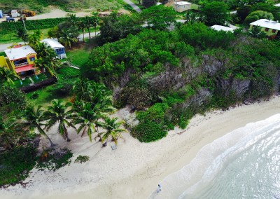 Vieques- Beach Front Yellow House! (From $31 person /night)
