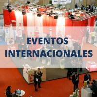 Eventos internacionales