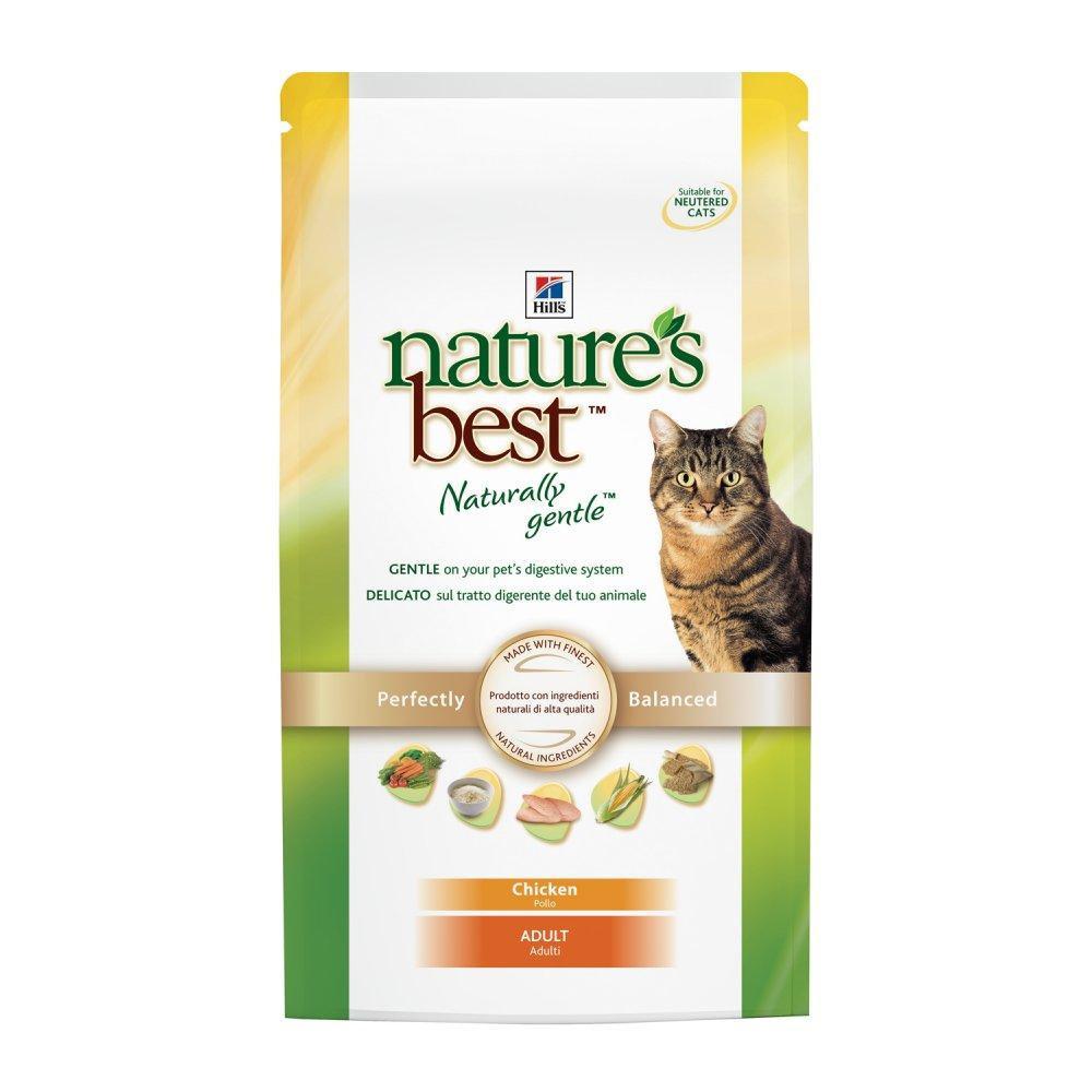 Корм для кошек Hill's Nature's Best Chicken Adult