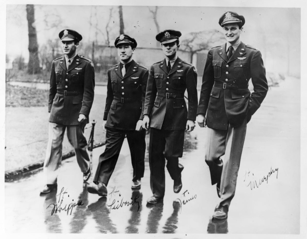 Airmen of WWII