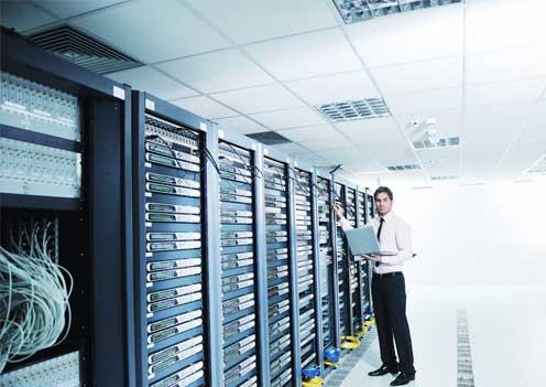 IT Server Room Dust Control  Bio Cart