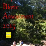 Rapid Biotic Assessments 2015