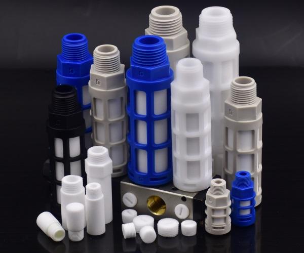 Plastic Mufflers