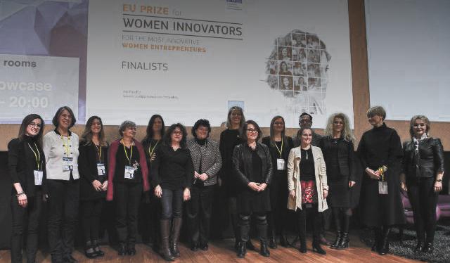 Ceremony finalists EU Women Prize (1)
