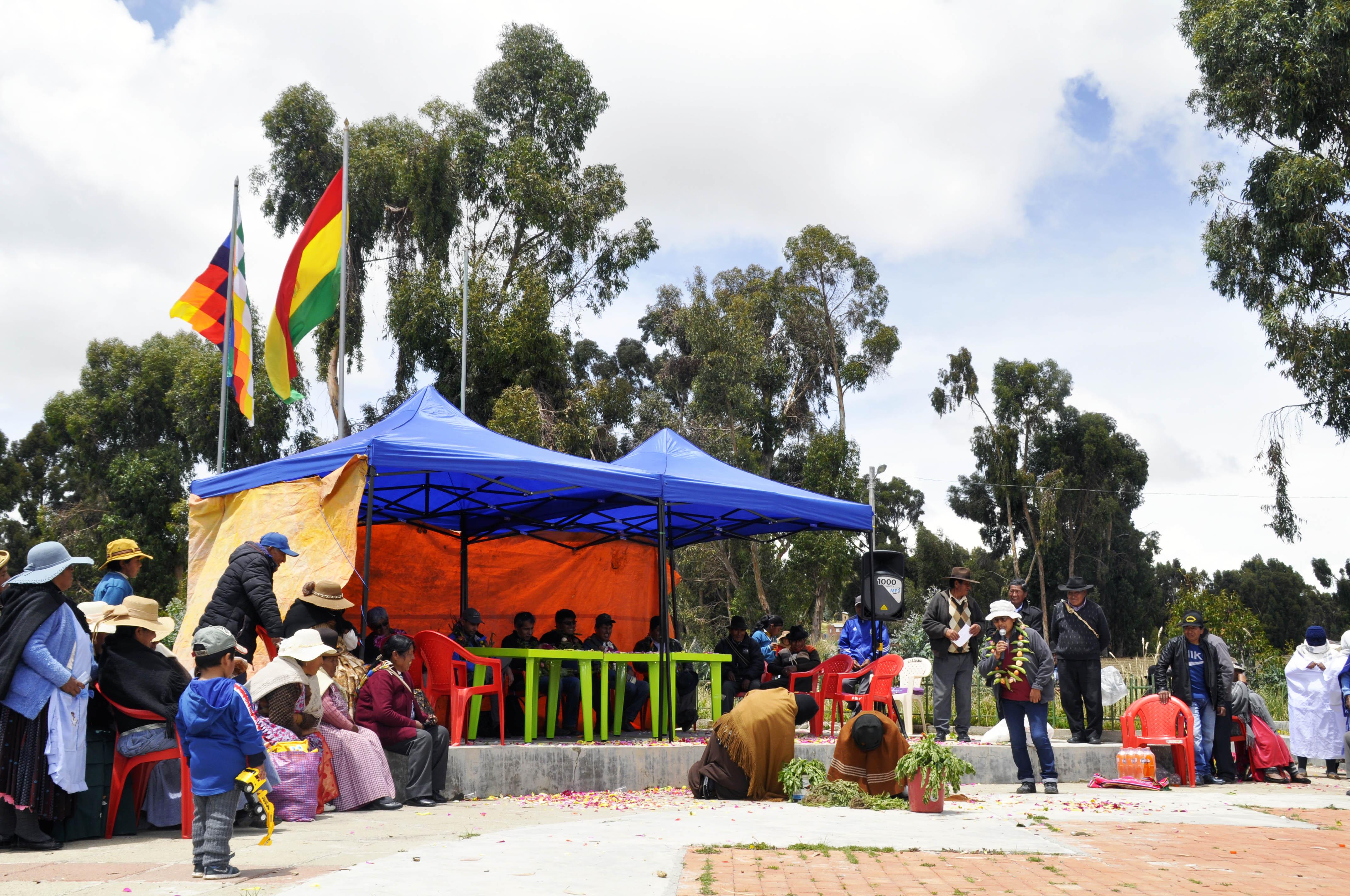 Sistema de Vida Huatajata destaca sus resultados en el marco del Vivir Bien, contribuyendo a una mejor integración del municipio