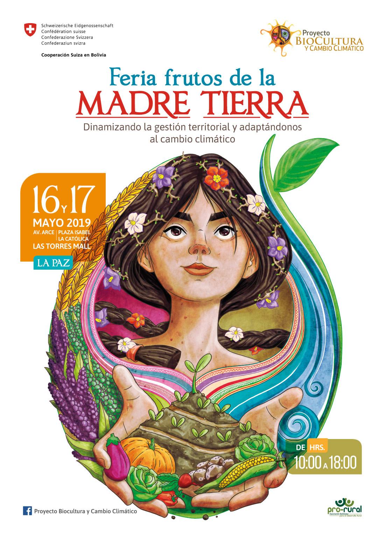 Feria frutos de la Madre Tierra 2019