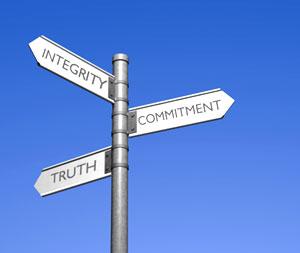 On professional ethics