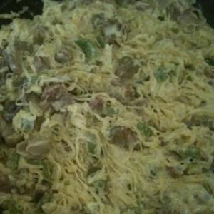 RECIPE: Sauerkraut & Kielbasa Noodle
