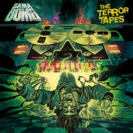 Gama Bomb - The Terror Tapes cover art