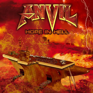 [RELEASE REVIEW] Anvil – Hope in Hell (The End Records)