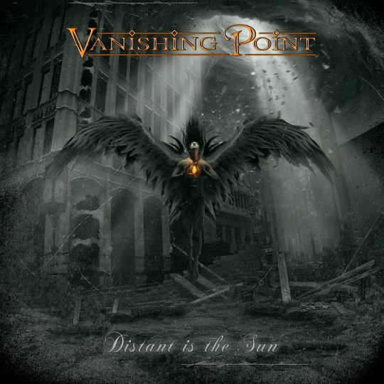 Cover art for Vanishing Point's latest release Distant is the Sun