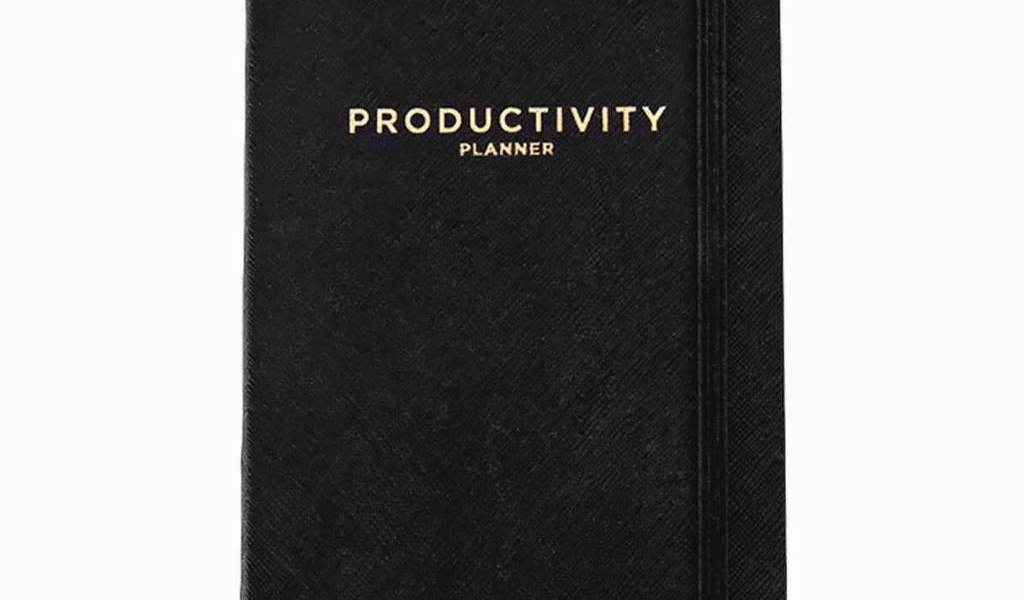 Productivity Planner cover image