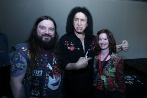 Gene Simmons Vault Experience, Adelaide 2018. For all fan photos, go to http://fanphotos.genesimmonsvault.com