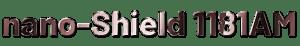 nanoshield 1181am logo long