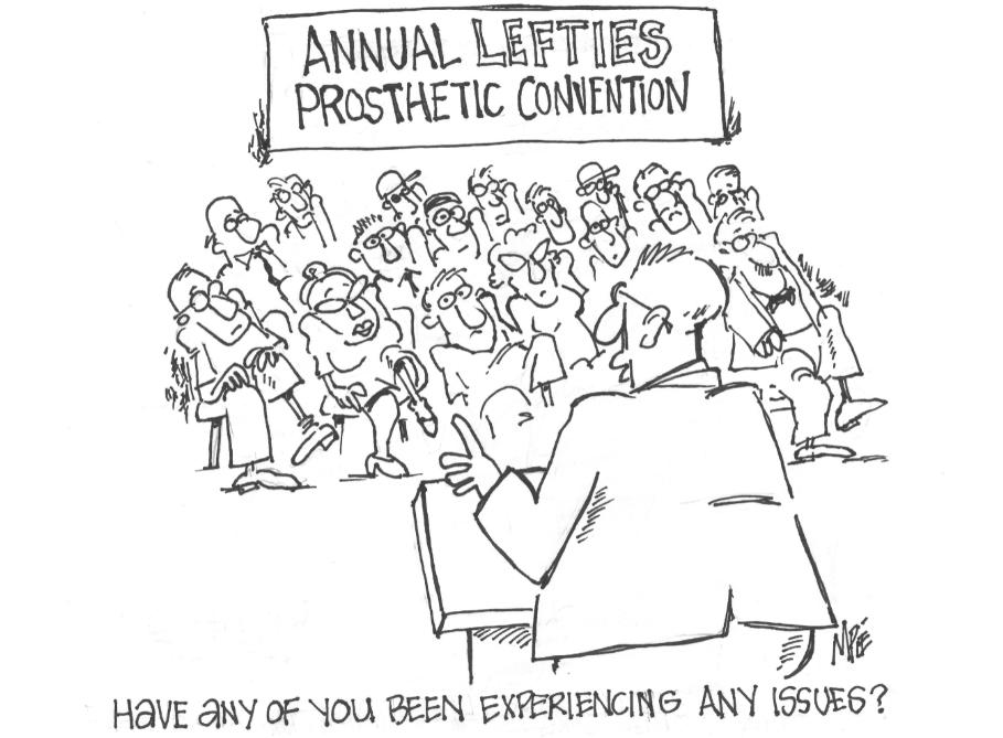 Prosthetics – biodesigns