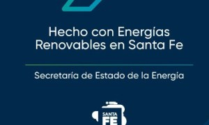 sello hecho con energias renovables en santa fe