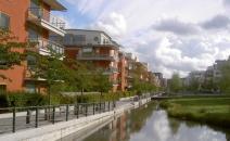 Ecoquartier d'Hammerby, Stockolm (source www.ecolodujour.com)