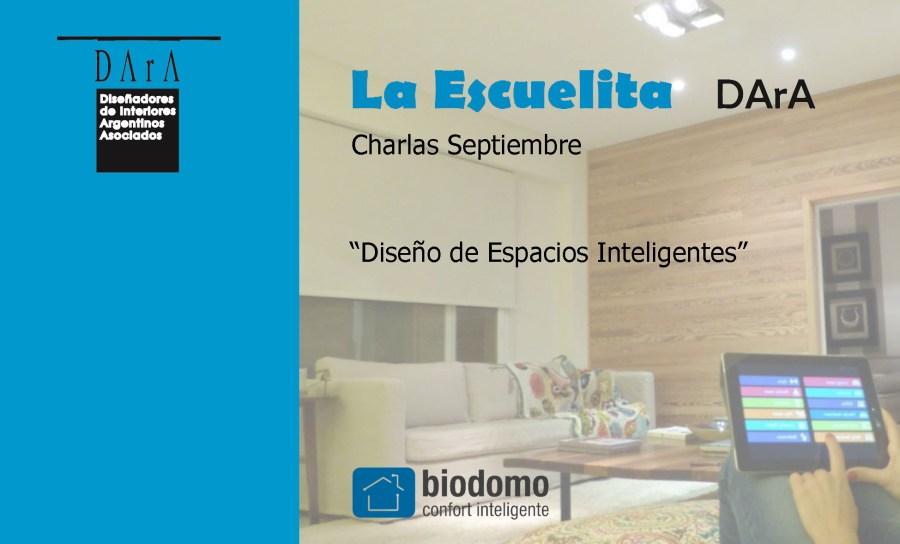 Charla de Biodomo en Galería Praxis