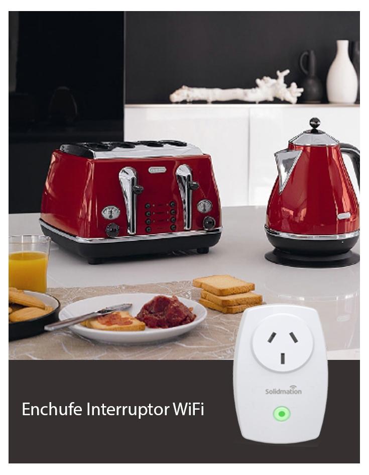 Nuevo Enchufe Interruptor WiFi