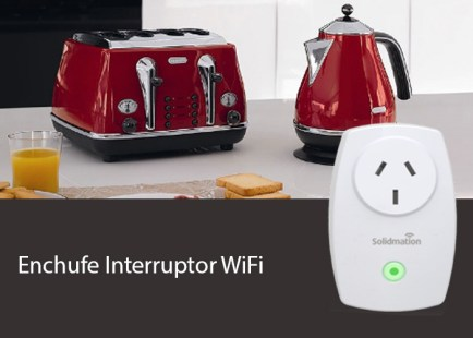 Enchife Interruptor WiFi