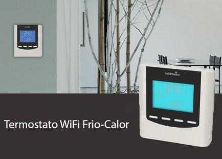 Termostato Frío-Calor WiFi