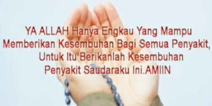 7 Doa Untuk Orang Sakit Secara Islami Bio Energi