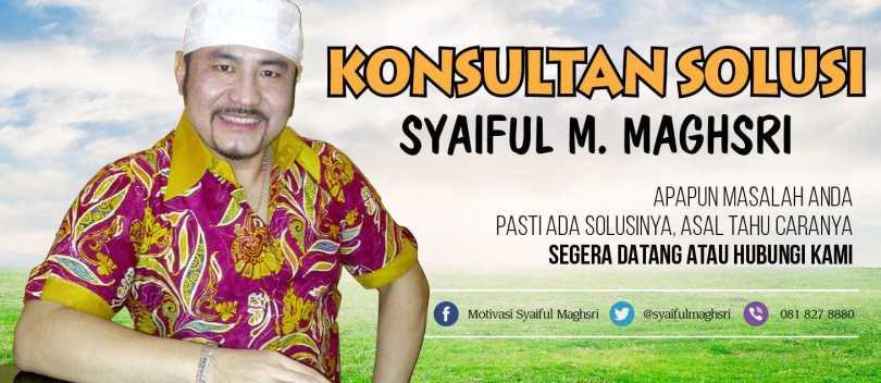 Syaiful M. Maghsri