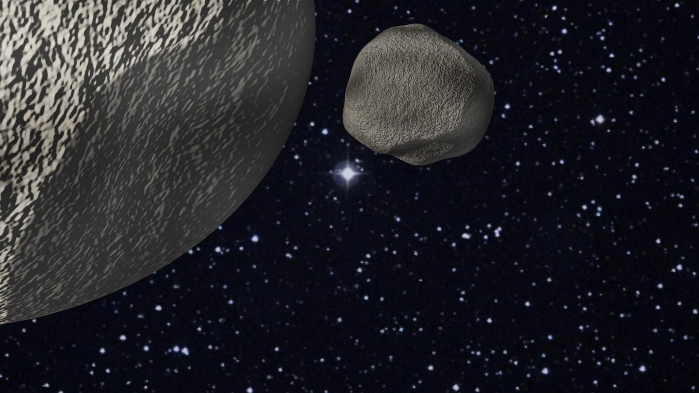 SwRI study describes discovery of close binary trans-Neptunian object