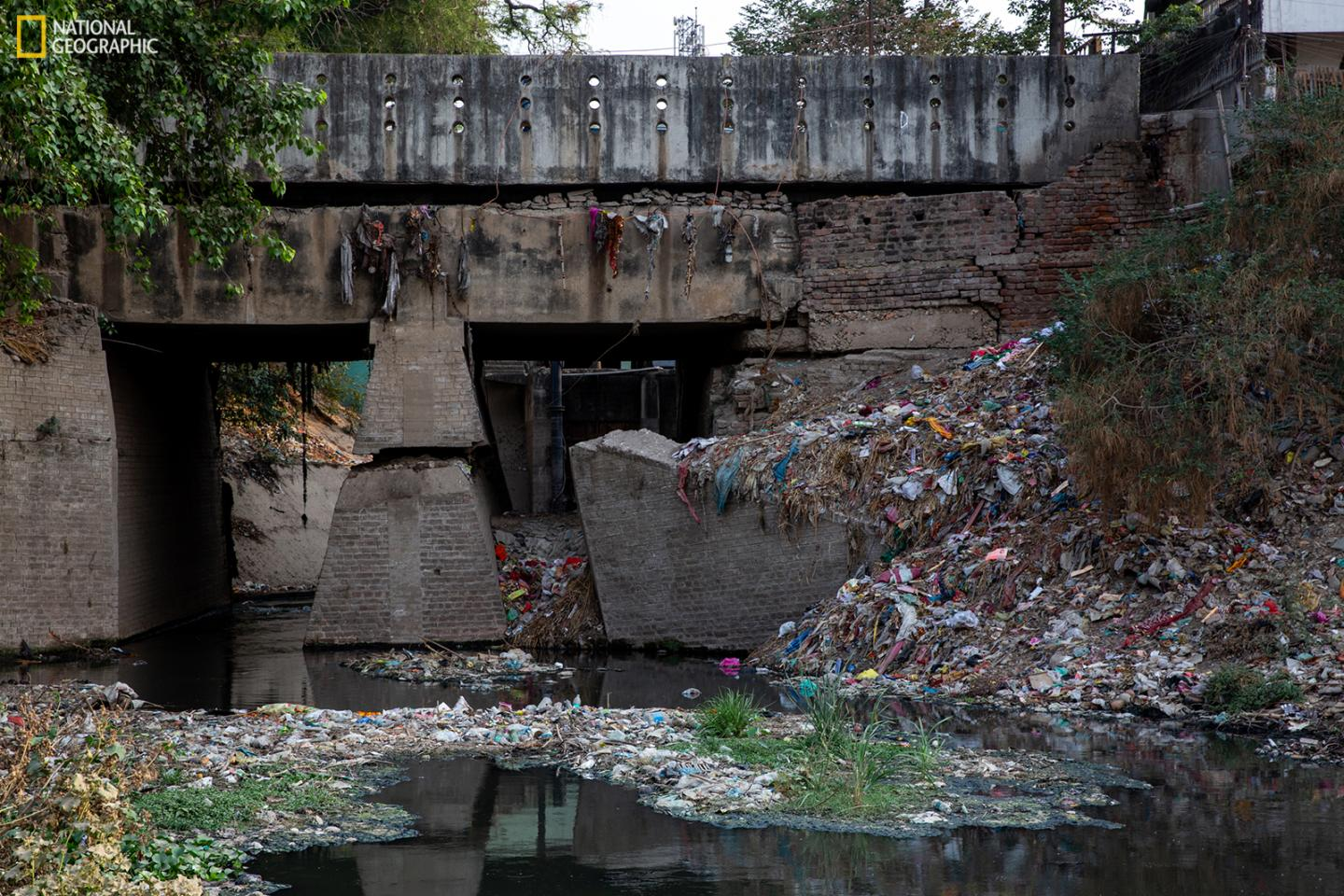 Combined river flows could send up to 3 billion microplastics a day into the Bay of Bengal