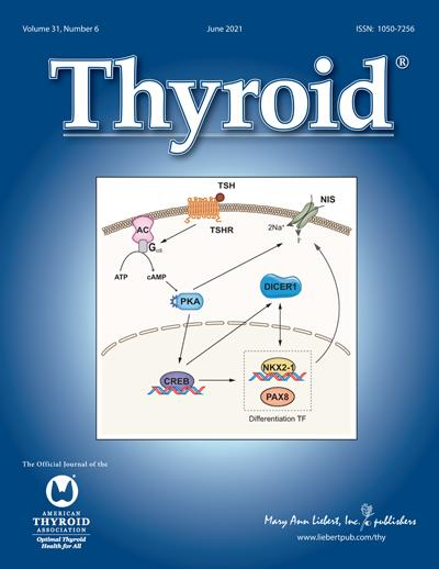 Anna M. Sawka, MD, Ph.D. appointed incoming Editor-in-Chief of Thyroid®
