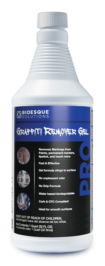 Graffiti Remover Gel Bottle