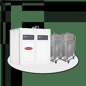 Инкубатор промышленный предварительный стимул ИП-8М1